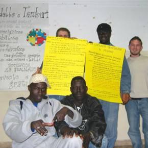 Laboratorio di intercultura: descrizione dei Paesi di provenienza. Inverno 2005