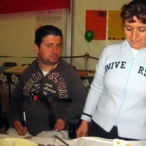 Dalida ci mostra alcuni piatti tradizionali albanesi